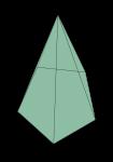 Pentagonal Pyramid - John Duffield duffield-design
