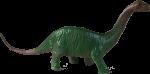Plastic Toy Dinosaur Brontosaurus Bev Dunbar Maths Matters