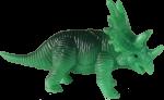 Plastic Toy Dinosaur Triceratops Bev Dunbar Maths Matters