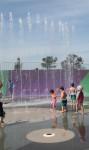 Playground 5 m Water Spouts Bev Dunbar Maths Matters