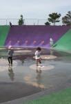 Playground Circular Water Features Bev Dunbar Maths Matters