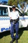 Police Officer Anthea Bev Dunbar Maths Matters