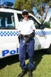 Police Officer Anthea Bev Dunbar Maths Matters