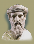Pythagoras (Ancient Greece) John Duffield duffield-design