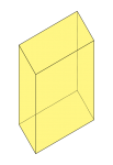 Rectangular (Oblong) Prism John Duffield duffield-design