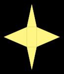Rectangular (Oblong) Pyramid Net (colour) John Duffield duffield-design