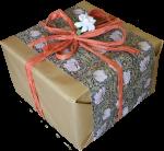 Rectangular Prism Gift Box Bev Dunbar Maths Matters