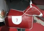 Red Horse number 7  Bev Dunbar Maths Matters