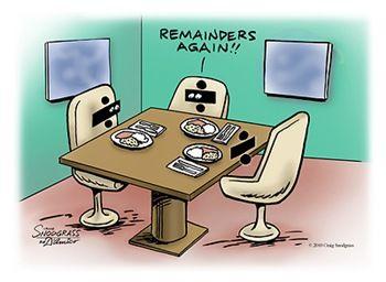 remainders-again
