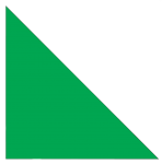 Right Angle Triangle Green John Duffield