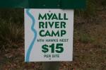 River Camping $15 per site Bev Dunbar Maths Matters