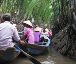 River transport Vietnam Bev Dunbar Maths Matters