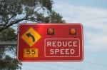 Road Sign 55 Bev Dunbar Maths Matters