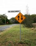 Road Sign Two Way Road Ahead Bev Dunbar Maths Matters