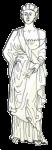 Roman Lady - history - John Duffield duffield-design