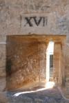 Roman Wall Number XVII - Bev Dunbar Maths Matters
