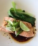Salmon lunch $18 Bev Dunbar Maths Matters