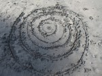 Sand Spiral Bev Dunbar Maths Matters