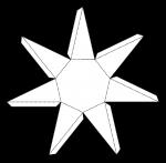 Sept Pyramid Net (bw) John Duffield duffield-design