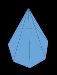 Septagonal Pyramid  - John Duffield duffield-design