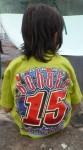 Shirt Number 15 Bev Dunbar Maths Matters