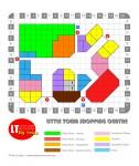 Shopping Centre Map - John Duffield duffield-design