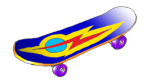 Skateboard - John Duffield duffield-design