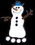 Snowman - John Duffield duffield-design