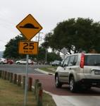 Speed Bump Sign Bev Dunbar Maths Matters