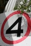 Speed Sign 4 knots Bev Dunbar Maths Matters