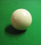 Spherical Billiard Ball Bev Dunbar Maths Matters