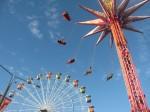 Spot the angles in the Fun Fair Bev Dunbar Maths Matters
