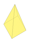Square Pyramid - John Duffield duffield-design