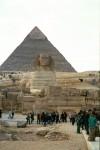 Square Pyramid side view Cairo Bev Dunbar Maths Matters