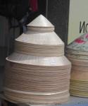 Stacked Cone Hats Vietnam Bev Dunbar Maths Matters