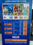 Sydney Attractions Ticket Prices Bev Dunbar Maths Matters
