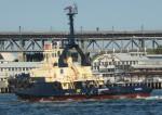 Sydney tugboat Bev Dunbar Maths Matters