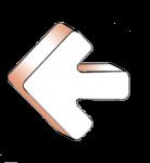Symbols - Arrow Left - John Duffield duffield-design