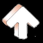 Symbols - Arrow Up - John Duffield duffield-design