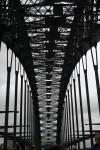Symmetrical  Bridge Pattern Sydney Bev Dunbar Maths Matters
