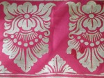 Symmetrical Cloth Pattern Bali Bev Dunbar Maths Matters