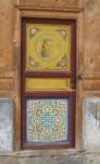 Symmetry - Tibetan Door Pattern Bev Dunbar Maths Matters