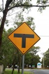 T intersection turn left or right Bev Dunbar Maths Matters