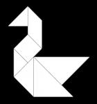 Tangram 1 (Lines) John Duffield duffield-design