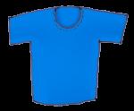 Teeshirt - Blue - John Duffield duffield-design