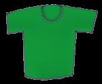 Teeshirt - Green - John Duffield duffield-design