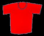 Teeshirt - Red - John Duffield duffield-design