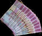 Ten 100000 Indonesian Rupiah Notes Bev Dunbar Maths Matters