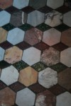 Tessellating Hexagon Rhombus Pattern Tile Floor Bev Dunbar Maths Matters