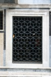 Tessellating Rhombus Window Venice Bev Dunbar Maths Matters